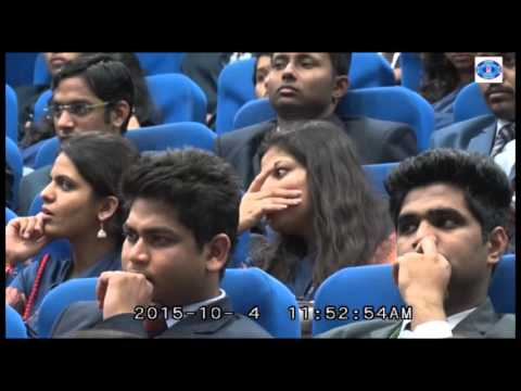 BIMHRD - XIth National Business Conference - Mr. Apurva Chamaria