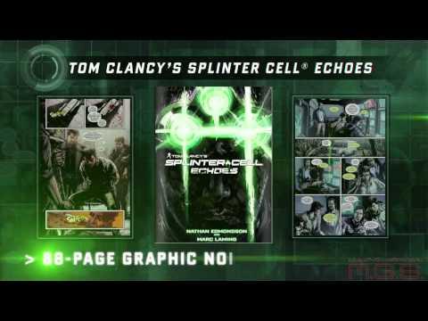 Tom Clancy's Splinter Cell: Blacklist - Трейлер издания Paladin Collector's