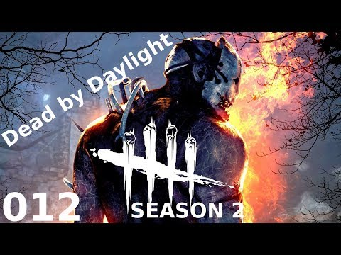 DEAD BY DAYLIGHT SEASON 2 #012 – Horror-Clowns, Jo! – Let's Play Together [FACECAM]