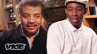 Tyler, the Creator Talks Gravity with Neil deGrasse Tyson