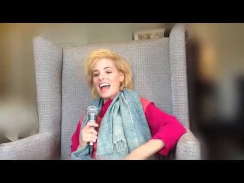 Parker Posey (Irrational Man) Interview