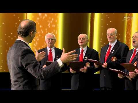 Mein Chor - Liedertafel Präzise-Warum bist du gekommen