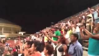 Killer Driver Teddy Afro sings blood lust for Menelik @ ESFNA Neftegna Tournament