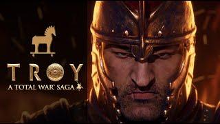 ТРОЯ Total War  (A Total War Saga TROY) - трейлер на русском