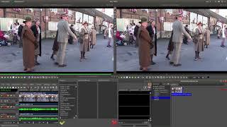 Ters Hareket Video Düzenleme yapmayı Cinelerra-GG Infinity: Öğretici