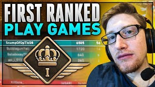 Ranked Play