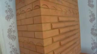 видео Отопительная печь на даче. Фото