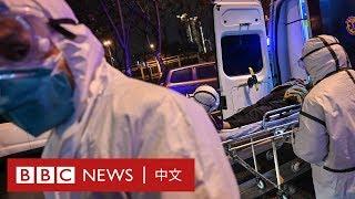 武漢肺炎:醫院床位不足 疑似患者淪人球- BBC News 中文