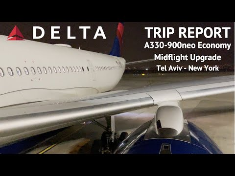 TRIP REPORT Delta A330-900neo Economy And Business Class/Delta One