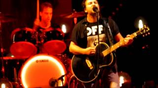 Pearl Jam ft. Dhani Harrison - Rain (Beatles Cover) - Milton Keynes Bowl, England - 11th July 2014