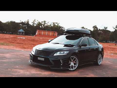 Stanced Toyota Camry   02 Garage Kollam   Rockstar   Thule   Gokz Motography
