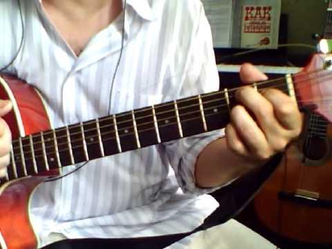 Моя цыганская (В. Высоцкий) Аккорды на гитаре