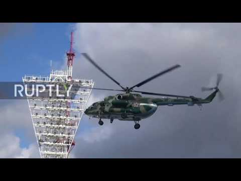 Russia: SCO member states carry out anti-terrorist drills in Yaroslavl region