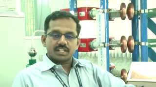 High Voltage Testing Research Centre Lab - Sona College of Technology, Tamilnadu, India