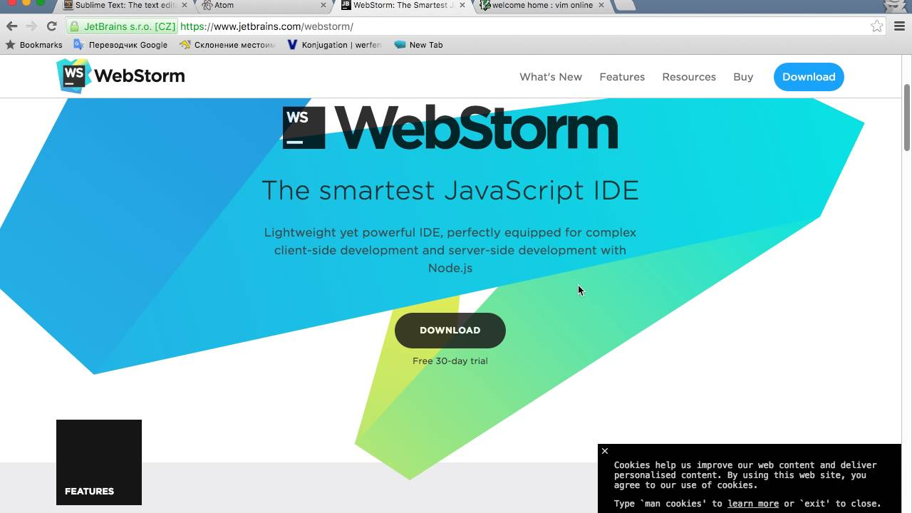 how to make atom default text editor for wamp