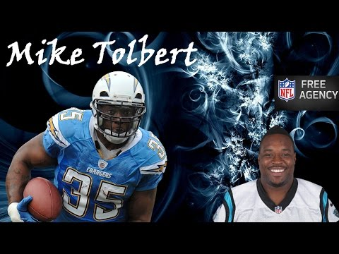Mike Tolbert Career Highlights - 2017 Free Agent