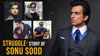Sonu Sood Struggle Story | Rejections, Nepotism | Superstar To Superhero For Migrants | Full Journey