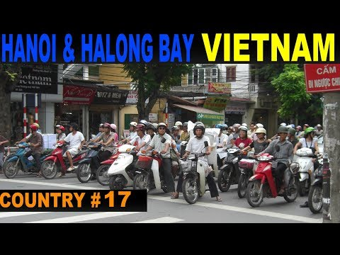 A Tourist's Guide to Hanoi, Vietnam