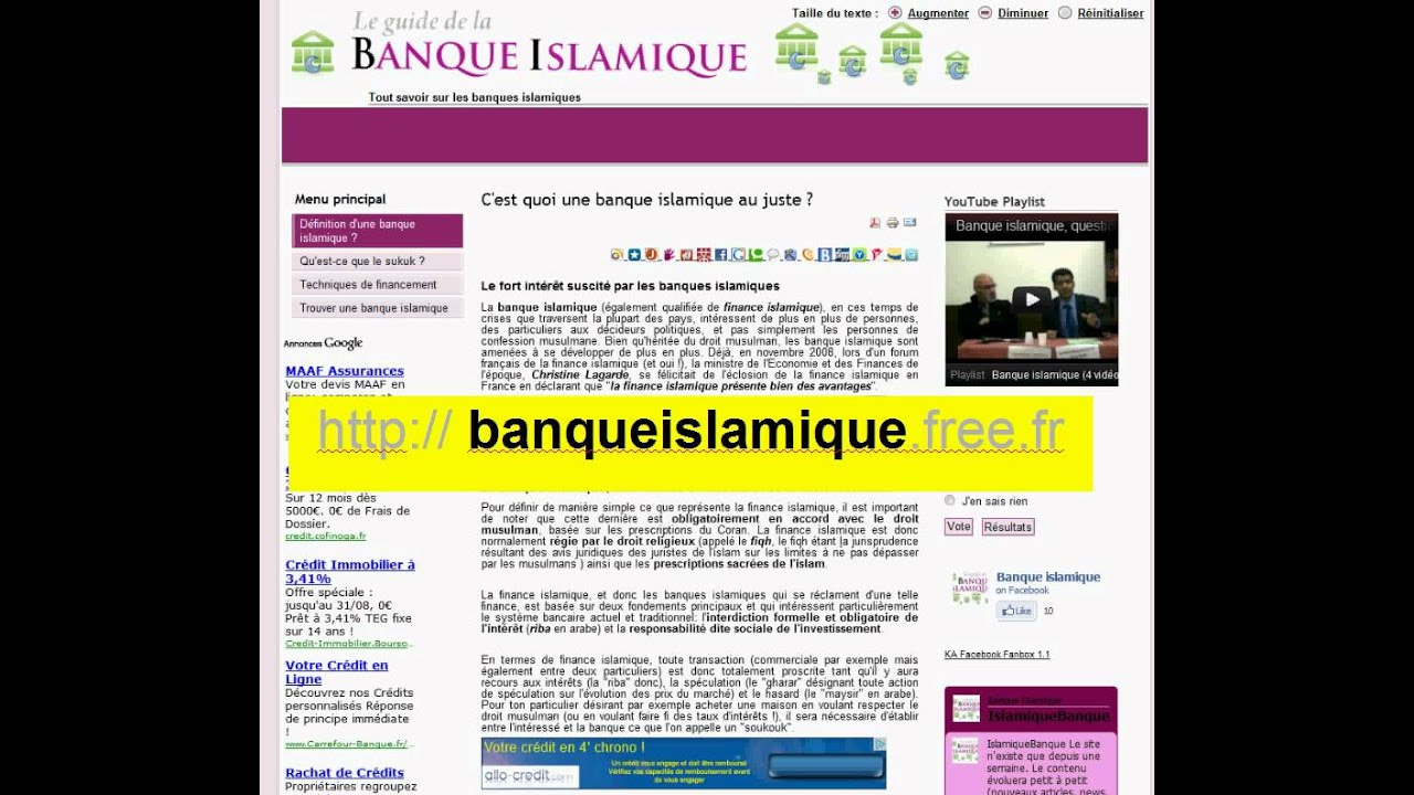pret immobilier islamique en france