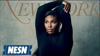 Serena Williams Drops Jaws In New York Magazine Photo Shoot