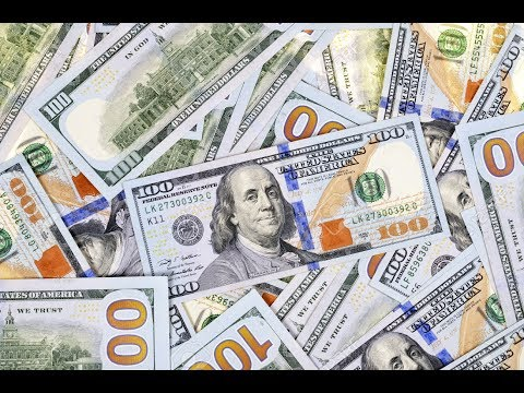 Quick Cash - Powerful 5 mins 3rd Eye Awakening Binaural Beat Session US Dollars **MUST SEE**