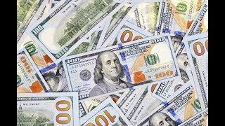 Quick Cash - Powerful 5 mins 3rd Eye Awakening Binaural Beat Session US Dollars **MUST SEE**
