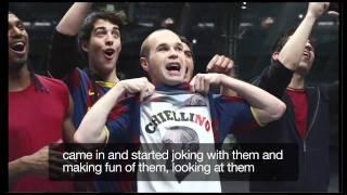 FIFA 11 TV Ad l Behind The Scenes