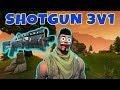 FORTNITE SQUADS CRAZY SHOT GUN TEAM FIGHT - Fortnite Battle Royale