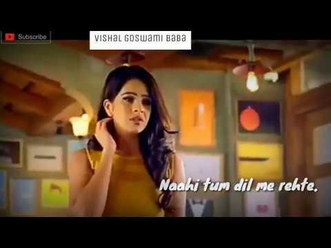 Meri Aankhon Me Aashun Dekar Muskurate Ho | Tum Mere Baad | Sad Whatsapp Status Song By KOLD
