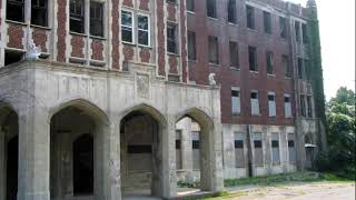 Electronic voice phenomenon EVP From the Second Floor of the Waverly Hills Sanatorium