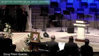 Funeral Service for Dr. Bryan Jackson