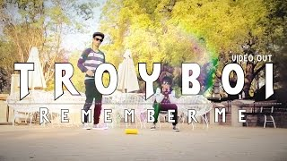 Troyboi - Remember Me | Popping Freestyle By Popping Jonty and Sem Popper