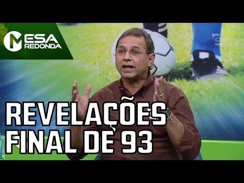 Godoi Esclarece Polêmica De Palmeiras X Corinthians Em 93 - Mesa Redonda (12/06/16)