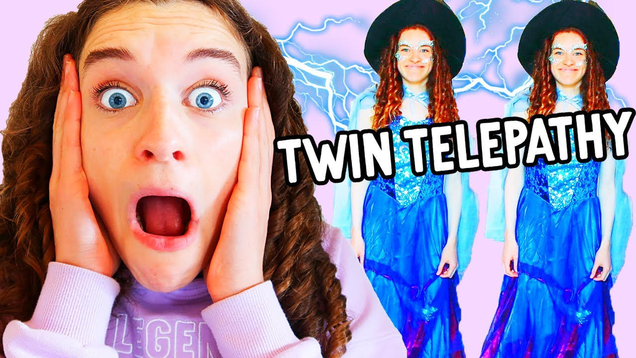 Download TWIN TELEPATHY OF HALLOWEEN OUTFITS *you must wear these on Halloween* Challenge By The Norris Nuts