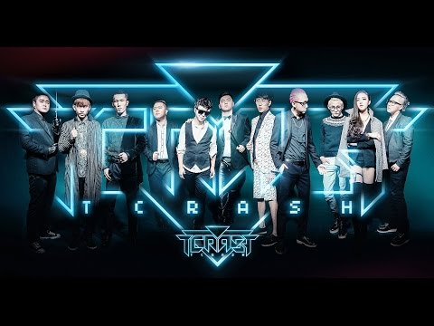 【T-CRASH】L.Voice 李魏西 Ft.大眼炮 专辑《Hate Me》Chinese Hip Hop 高音质