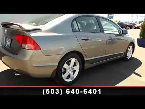 Good 2008 Honda Civic   Larry H. Miller Hyundai Hillsboro   Hill