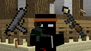 Minecraft | The Assassination Mission | (Worst Agent Ever...)