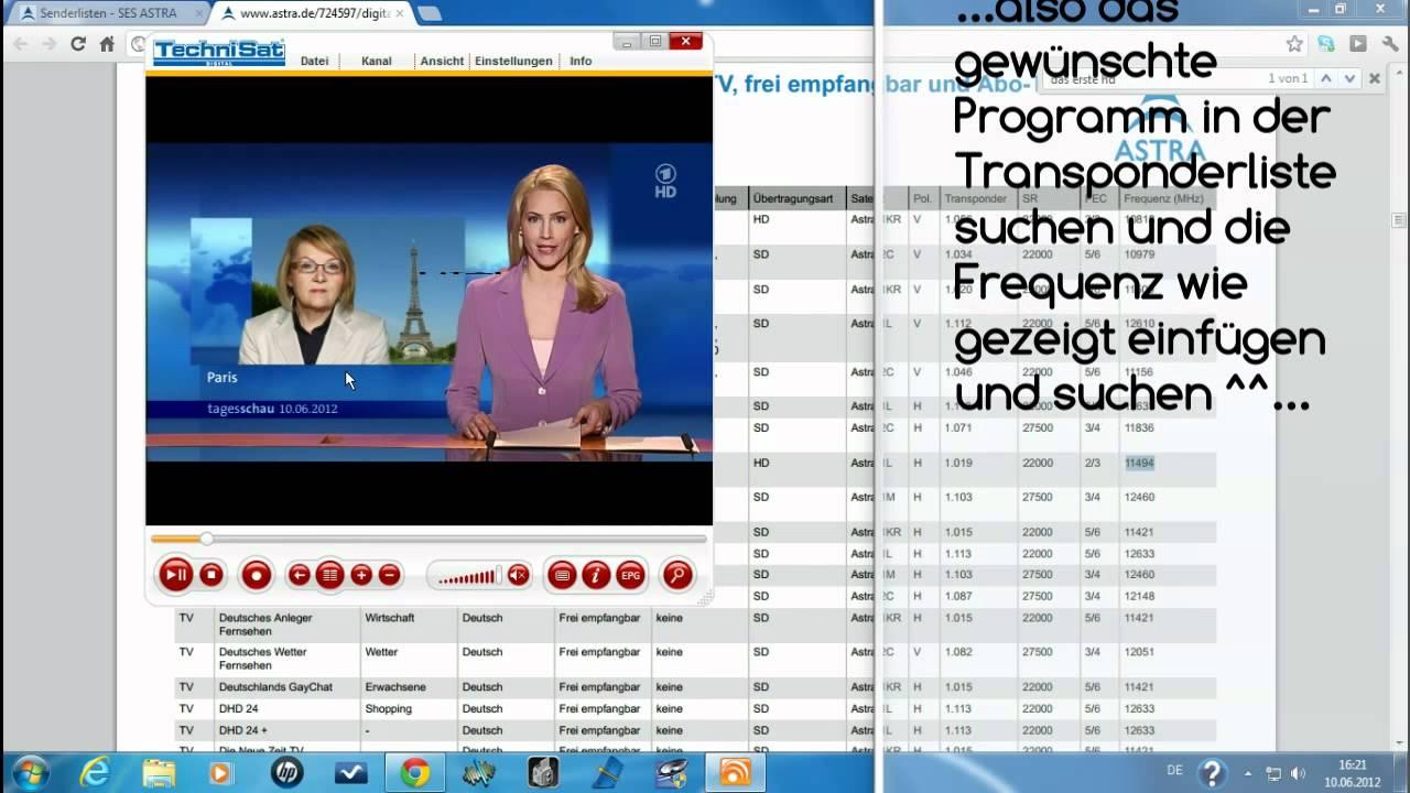 TE2 TÉLÉCHARGER GRATUIT DVBVIEWER