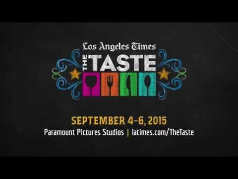 LA Times The Taste :10