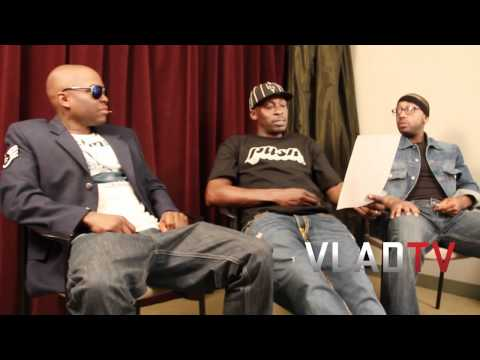 Pete Rock & Camp Lo Discuss VladTV's Top 40 Female Rappers