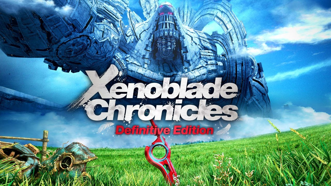 Blind Playthrough of Xenoblade Chronicles