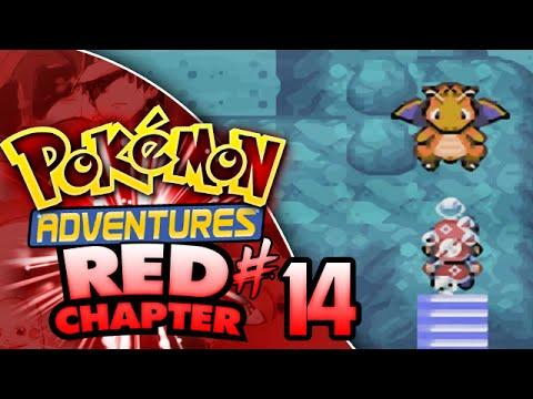 Pokemon Adventures - Red Chapter: Part 14 - Krabs