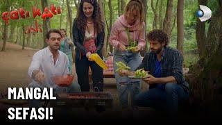 Çatı Katı Grubu Piknikte! - Çatı Katı Aşk 12.Bölüm
