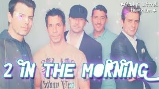 2 in the morning - New kids on the block (Subtitulos en español)