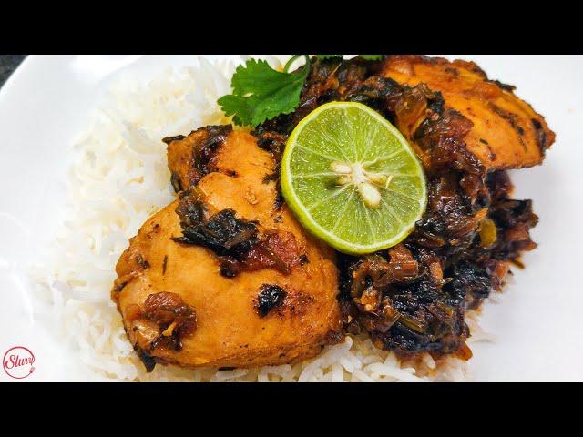 Coriander Lime Chicken | Cilantro Lime Chicken