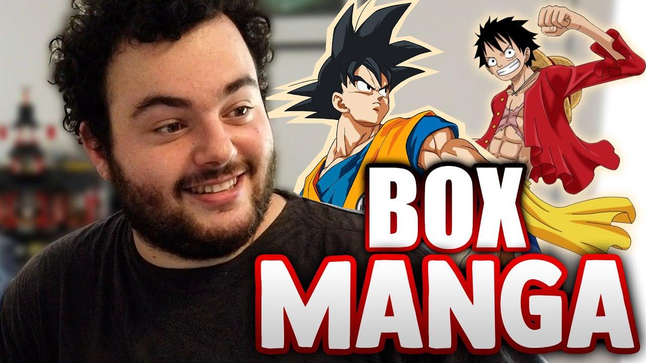 Une ENORME BOX MANGA ! | Manga Corp Box #7