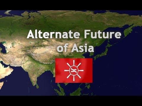 Alternate Future of Asia 2 - Oblivious