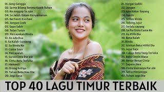 LAGU TIMUR TERBAIK💛  [ Full Album ] Terpopuler 2021 | Viral Di Tiktok | Jang Ganggu