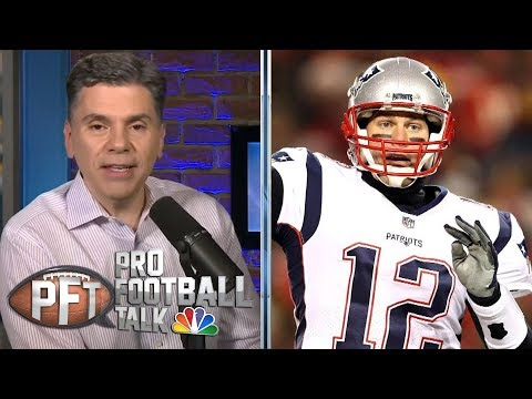 New England Patriots, Kansas City Chiefs own best playoff odds | Pro Football Talk | NBC Sports