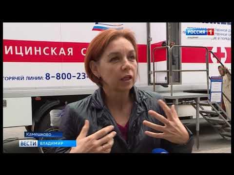Прием ПЦЗ в Камешково